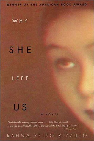 Why She Left Us A Novel N/A edition cover