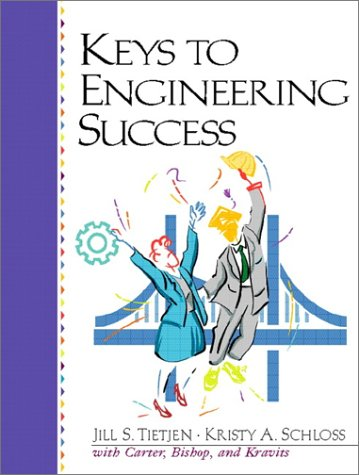 Keys to Engineering Success   2001 edition cover