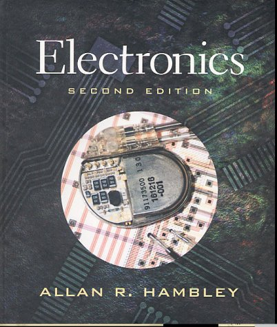 Electronics  2nd 2000 (Revised) edition cover