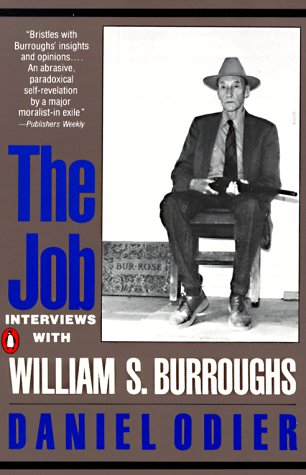 Job Interviews with William S. Burroughs N/A edition cover