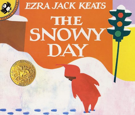 Snowy Day   1962 (Revised) 9780140501827 Front Cover