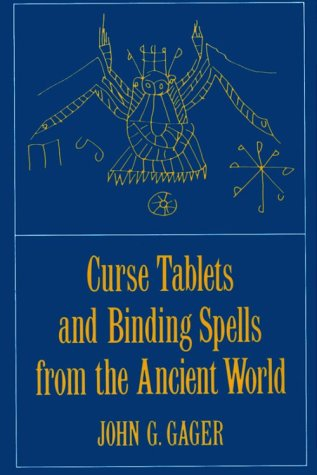 Curse Tablets and Binding Spells from the Ancient World   1992 edition cover