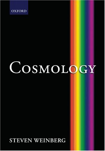 Cosmology   2008 edition cover