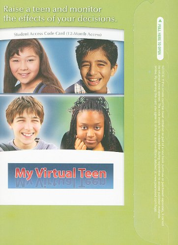 MyVirtualTeen   2010 edition cover