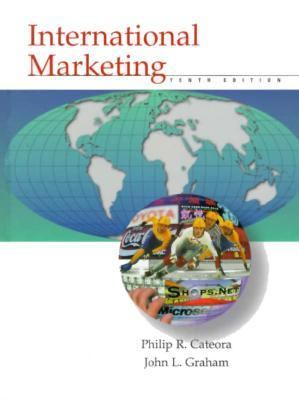 International Marketing 10th 1999 9780256259827 Front Cover