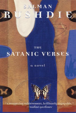 Satanic Verses   1988 edition cover