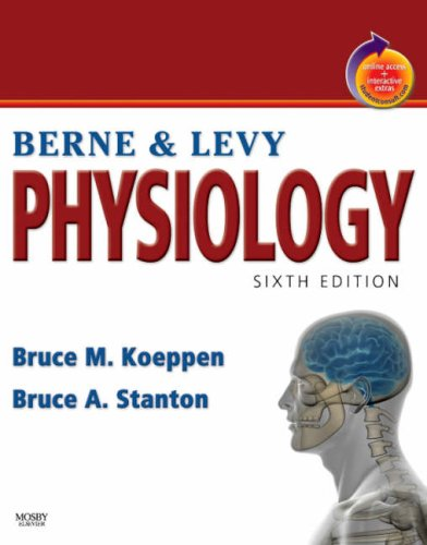 Berne and Levy Physiology  6th 2008 edition cover