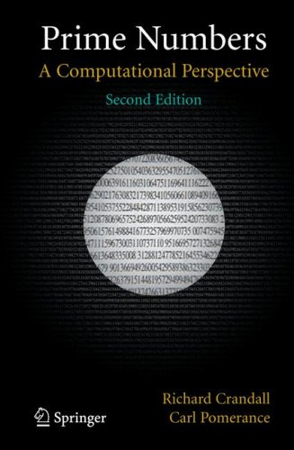 Prime Numbers A Computational Perspective 2nd 2005 (Revised) edition cover