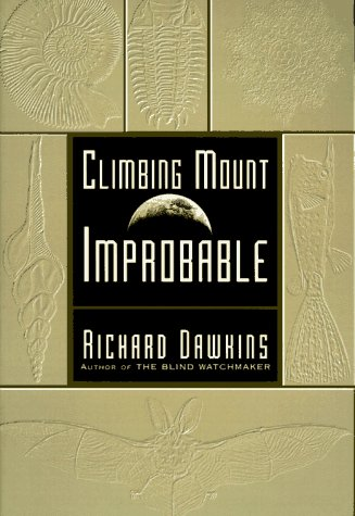 Climbing Mount Improbable  N/A edition cover