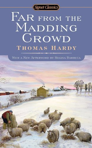 Far from the Madding Crowd  N/A edition cover