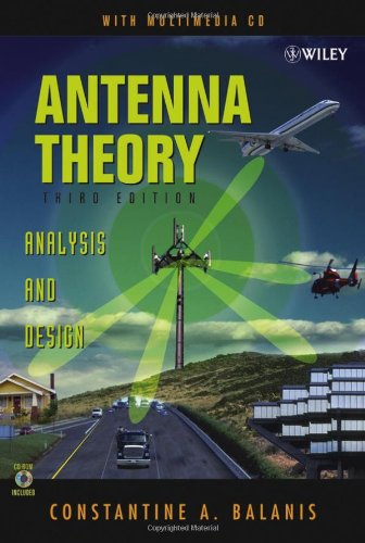 Antenna Theory Analysis and Design 3rd 2005 (Revised) edition cover