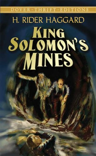 King Solomon's Mines   2006 edition cover