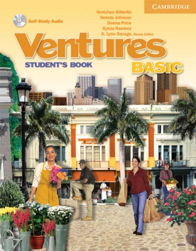 Basic   2008 (Student Manual, Study Guide, etc.) 9780521719827 Front Cover