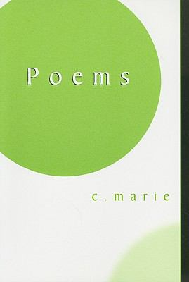 Poems  N/A 9780533152827 Front Cover