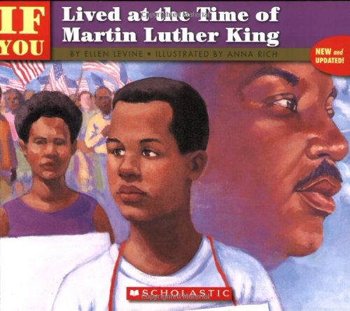 If You Lived at the Time of Martin Luther King  N/A edition cover