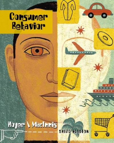 Consumer Behavior  3rd 2004 edition cover
