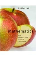 Math for Elementary Teachers Plus Exploration Guide Fourth Edition Plus Geometry Cd 4th 2008 9780618855827 Front Cover