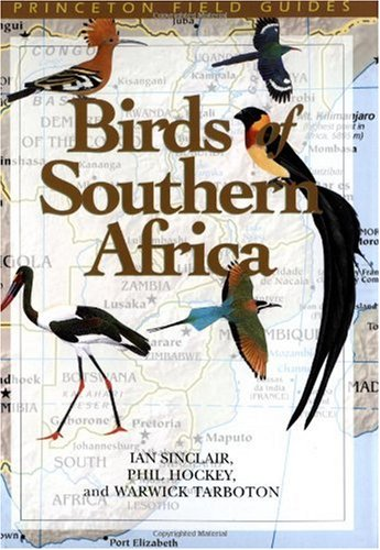 Birds of Southern Africa  3rd 2002 edition cover