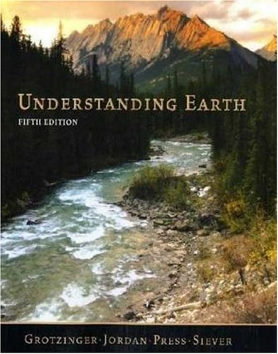 Understanding Earth  5th 2007 9780716766827 Front Cover
