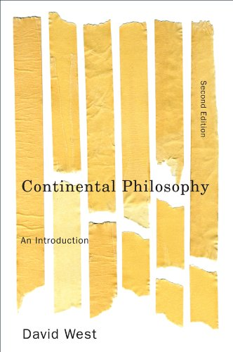 Continental Philosophy An Introduction 2nd 2011 edition cover