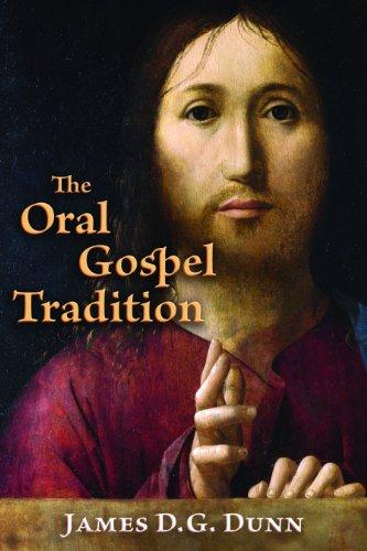 Oral Gospel Tradition   2013 edition cover