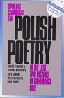 Polish Poetry of the Last Two Decades of Communist Rule Spoiling Cannibals' Fun N/A edition cover