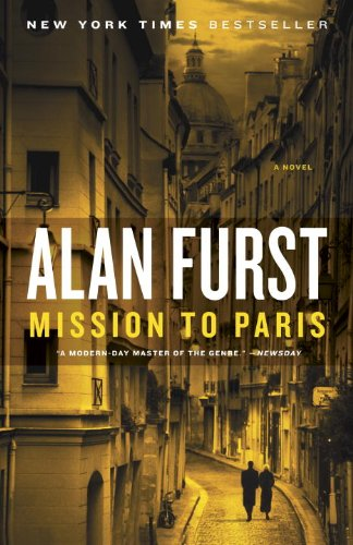 Mission to Paris  N/A edition cover