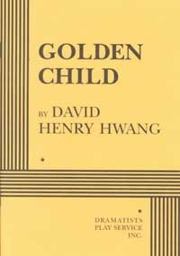 Golden Child   1999 edition cover