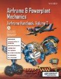 Airframe and Powerplant Mechanics Airframe Handbook, Volume 2  N/A edition cover