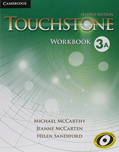 TOUCHSTONE LEVEL 3 WORKBOOK A 2ND EDITION  2nd 2013 edition cover