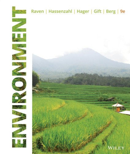 Environment  9th 2015 edition cover