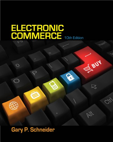 Electronic Commerce  10th 2013 edition cover