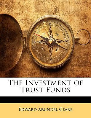 Investment of Trust Funds  N/A edition cover