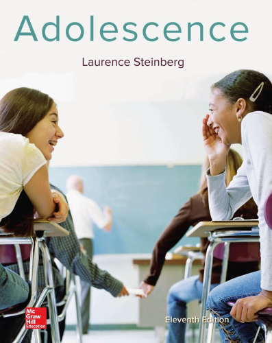 Adolescence 11th 2016 9781259567827 Front Cover