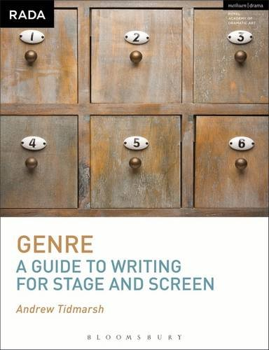 Genre A Guide to Writing for Stage and Screen  2014 edition cover