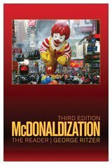 McDonaldization The Reader 3rd 2010 edition cover