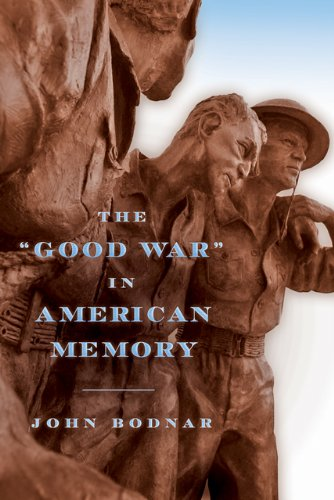 Good War in American Memory   2012 edition cover