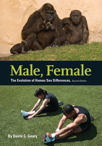Male, Female The Evolution of Human Sex Differences 2nd 2010 edition cover