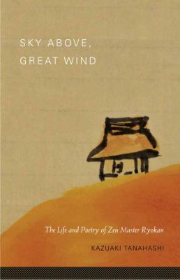Sky above, Great Wind The Life and Poetry of Zen Master Ryokan  2012 edition cover