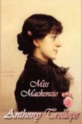 Miss MacKenzie   2008 9781934648827 Front Cover