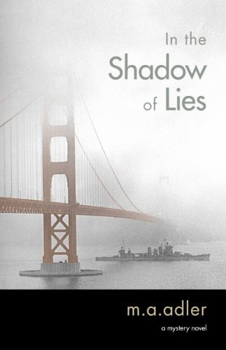 In the Shadow of Lies An Oliver Wright Mystery Novel  2014 9781938314827 Front Cover