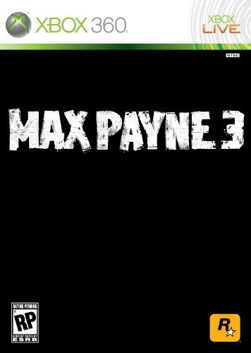 Max Payne 3 - Xbox 360 Xbox 360 artwork