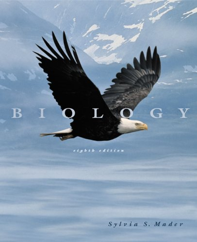 Biology With Bound-In OLC Card 8th 2004 (Revised) edition cover