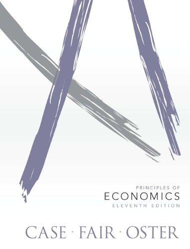 Principles of Economics Plus NEW MyEconLab with Pearson EText -- Access Card Package  11th 2014 edition cover