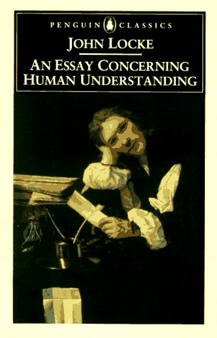 Essay Concerning Human Understanding   1997 (Revised) edition cover