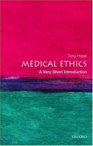 Medical Ethics   2004 edition cover