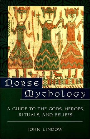 Norse Mythology A Guide to the Gods, Heroes, Rituals, and Beliefs  2001 edition cover