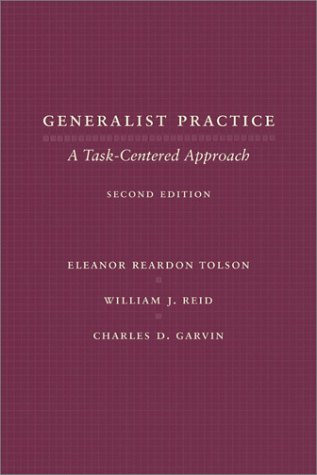Generalist Practice A Task-Centered Approach 2nd 2003 9780231121828 Front Cover
