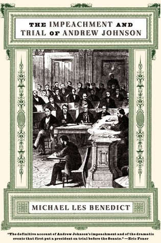 Impeachment and Trial of Andrew Johnson   2000 edition cover