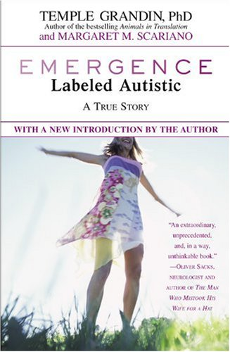 Emergence Labeled Autistic 2nd 2005 edition cover